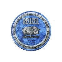 Reuzel Strong Hold Water Soluble High Sheen Blue Pomade