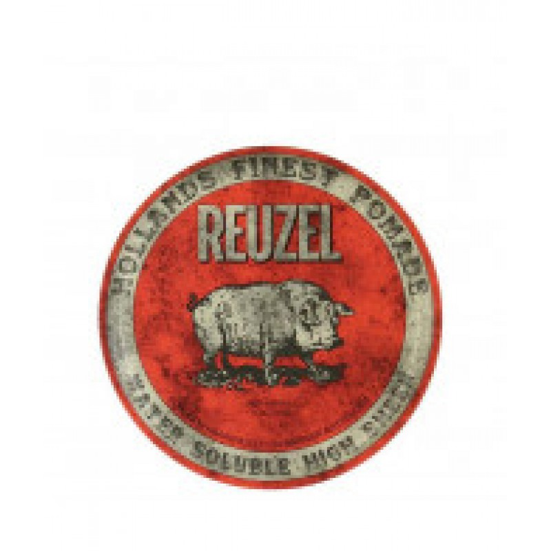 Reuzel Water Soluble High Sheen Red Pomade